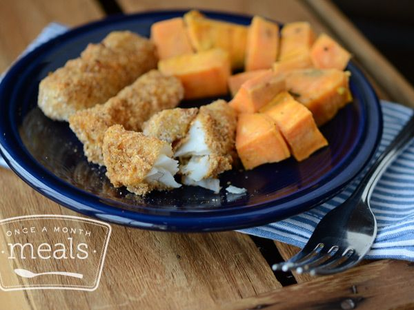Healthy fish sticks recipe kid diet and freezers for Healthy fish sticks