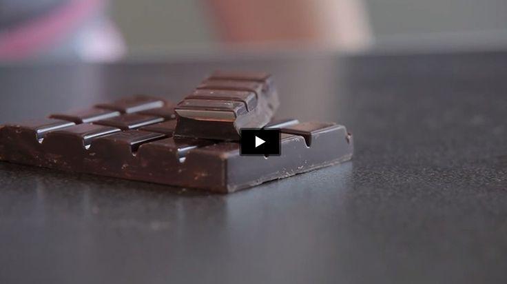 Comment faire fondre du chocolat ? (Vidéo)