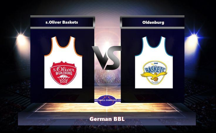 s.Oliver Baskets-Oldenburg Oct 28 2017 German BBL Will Oldenburg win in the match s.Oliver Baskets-Oldenburg Oct 28 2017 ? Other forecasts on our website    	Field Goals Made : 25,04 - 31,31  	Total Rebounds : 31,26 - 28,69  	Free Throw Percentage opponent : 62,6% - 72,2%  	Points opponent : 71,03 - 81,65  	Three-Point Field Goals Made opponent : 6,16 - 8,83  	Turnovers :   #Abdul_Gaddy #basketball #bet #Bryon_Allen #Cliff_Hammonds #EWE_Baskets_Oldenburg #forecast