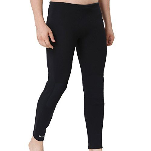 REALON Wetsuits Women Pants 3mm Neoprene XSPAN Men Wetsuit Diving Surfing Swimming Snorkeling PantBlack M ** Details can be found by clicking on the image.Note:It is affiliate link to Amazon.