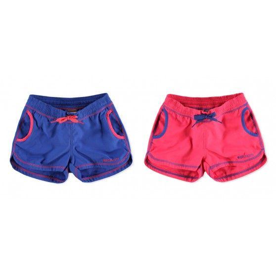 De Gallar zwembroek junior van @Brunotti is een handig surfshort voor meisjes. Dit leuke short kan ook in combinatie met een bikini gedragen worden. #dws
