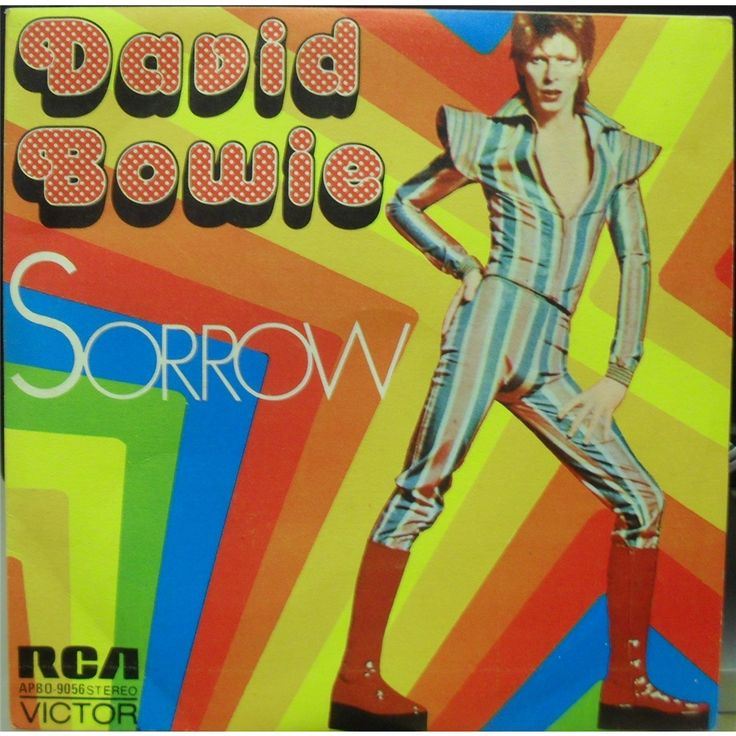 Sorrow - David Bowie - APBO 9058