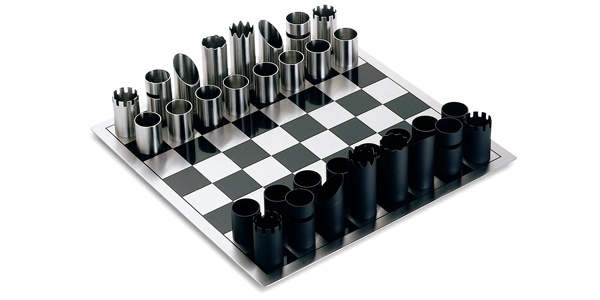 Simple yet elegant chess