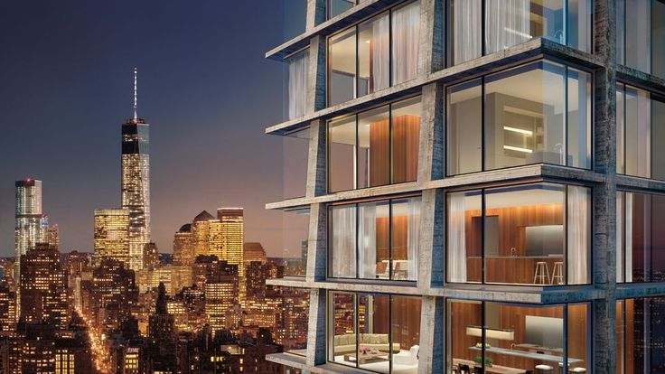 More Looks at Schrager's Chrystie Street Hotel/Condo Tower