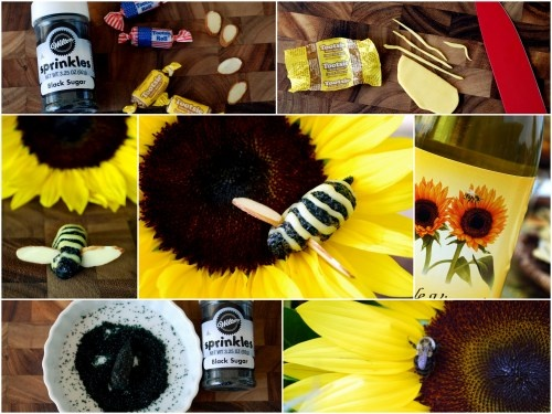 1000 images about 10 year wedding anniversary party vow for Artificial bees for decoration