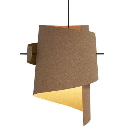 ML01 (Lamp) - Cork - Large