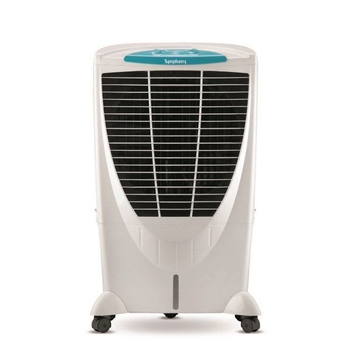 Symphony 56l Evaporative Air Cooler With Ipure Pm 2 5 Air Purifier 329 00 Air Conditioning Symph Air Cooler Portable Air Cooler Evaporative Air Cooler