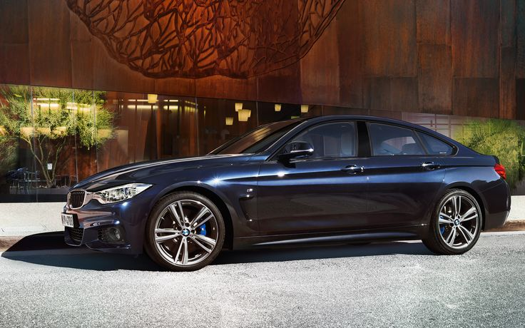 BMW 4 Series Gran Coupé: Images and videos