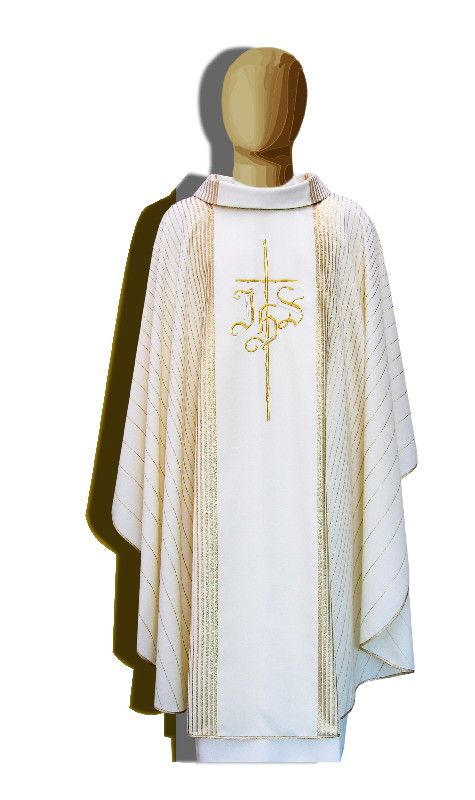 Chasuble. Made in Italy. info@tiemmecreazioni.it