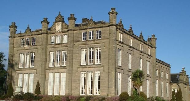 Coleorton Hall: home of George Beaumont and John Constable