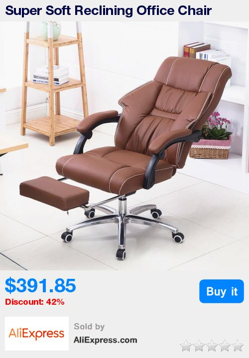 Super Soft Reclining Office Chair Home Leisure Lying Chair Liting Aluminum Alloy Support Boss Chair Computer  sc 1 st  Pinterest & Best 25+ Reclining office chair ideas on Pinterest | Recliners ... islam-shia.org