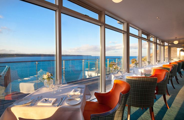 Cliff House Hotel, Ardmore | The House Restaurant