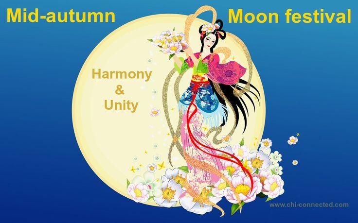 donderdag 15 september chinees maanfeest. Lees meer in mijn blog:  http://www.chi-connected.com/blogs/category/china-cultuur  China, Qigong (Chi Kung), Chinese Meditatie in beweging, Chinese Yoga voor gezondheid, vitaliteit, harmonie, balans, rust, welzijn, innerlijk geluk, stressreductie, healing en genezing. Qigong workshops, groepslessen, bedrijfstrainingen, personal training, demonstraties en Qi healing therapie. Health, healing, vitality, balance, harmony, wellbeing, inner happiness.