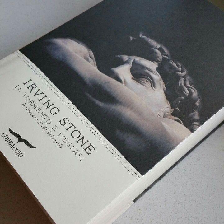 Il tormento e l'estasi, Irving Stone, Corbaccio