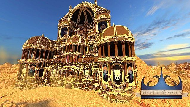 The Deadman's Barrens Minecraft World Save