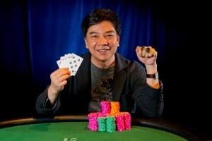 Event 23 WSOP Gold Medal Bracelet Winner David Chiu