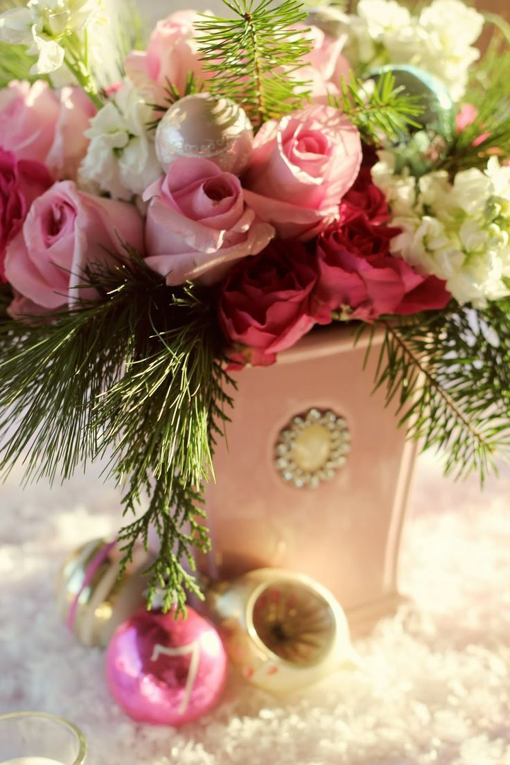 1000+ images about Shabby chic christmas on Pinterest