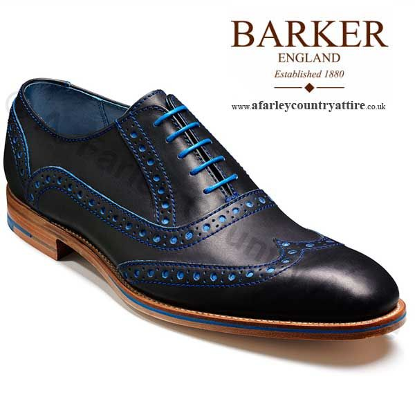 """Like Loake, Barker are great value and their """"Creative"""" range is just that little bit more fun."""