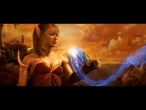 Burning Crusade Cinematic - YouTube