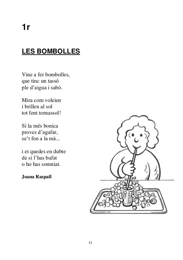 Recull de poemes