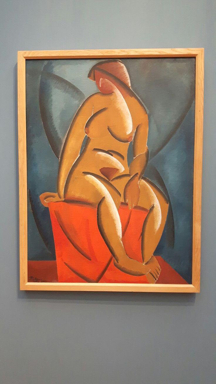 Nudo. Tret'jakov Gallery