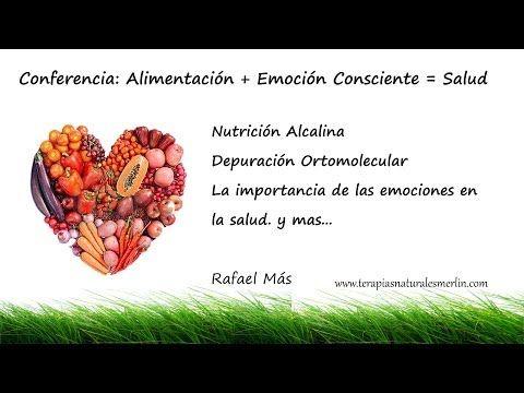 Nutrición  Alcalina y como depurar el organismo - YouTube