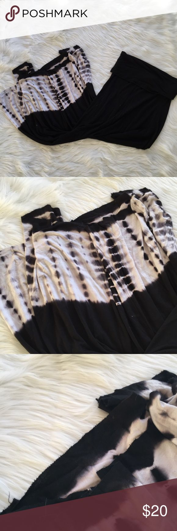 {Fresh Produce} Black Maxi Skirt Used in excellent condition. No Trades / No PayPal /  Smoke-Free Home / Ask Questions! / No Model Requests Please / Like what you see but dont like the price? MAKE ME AN OFFER! Fresh Produce Skirts Maxi