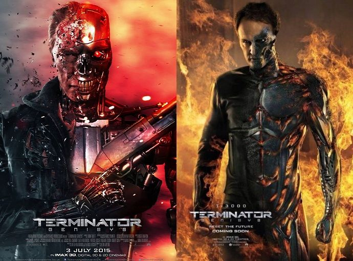 """Terminator Genisys is an upcoming 2015 American science fiction action film directed by Alan Taylor and written by Laeta Kalogridis and Patrick Lussier. Set in the year 2029, it is the fifth installment in the Terminator series, and is said to """"reset"""" the series, Arnold Schwarzenegger reprises his role as the titular character, along with Emilia Clarke, Jason Clarke, Jai Courtney, Matt Smith, Lee Byung-hun and J. K. Simmons.  Click to Download➤➤…"""