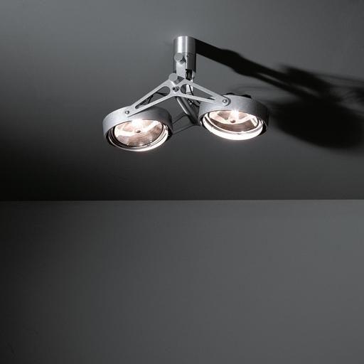 Modular Lighting Nomad 2x AR111 Alu MO 10200905