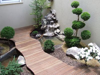 jardim de inverno oriental lindo