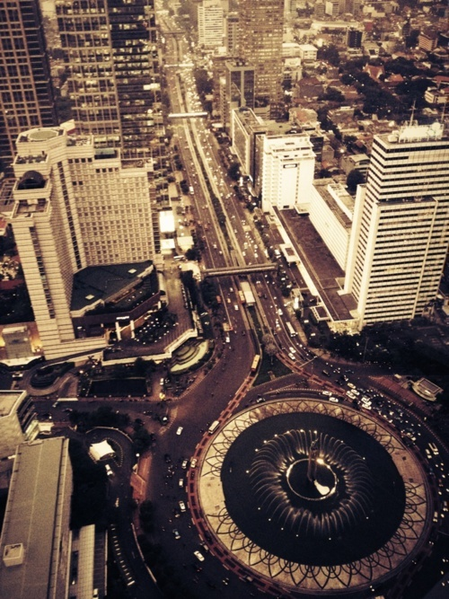 The Capital City of Indonesia - Jakarta, Indonesia