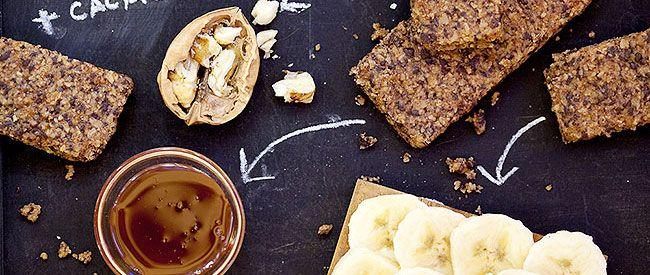 Croccante alla banana - ©Vegolosi.it