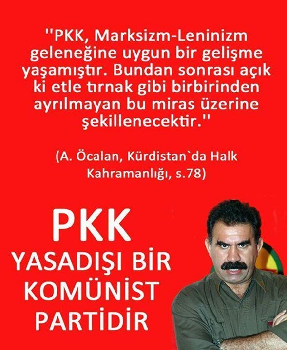 PKK MArksist Leninisttir