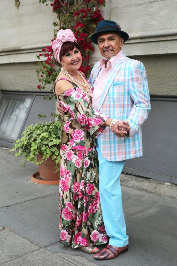 Robert and Elizabeth Garza, Riverside, CA