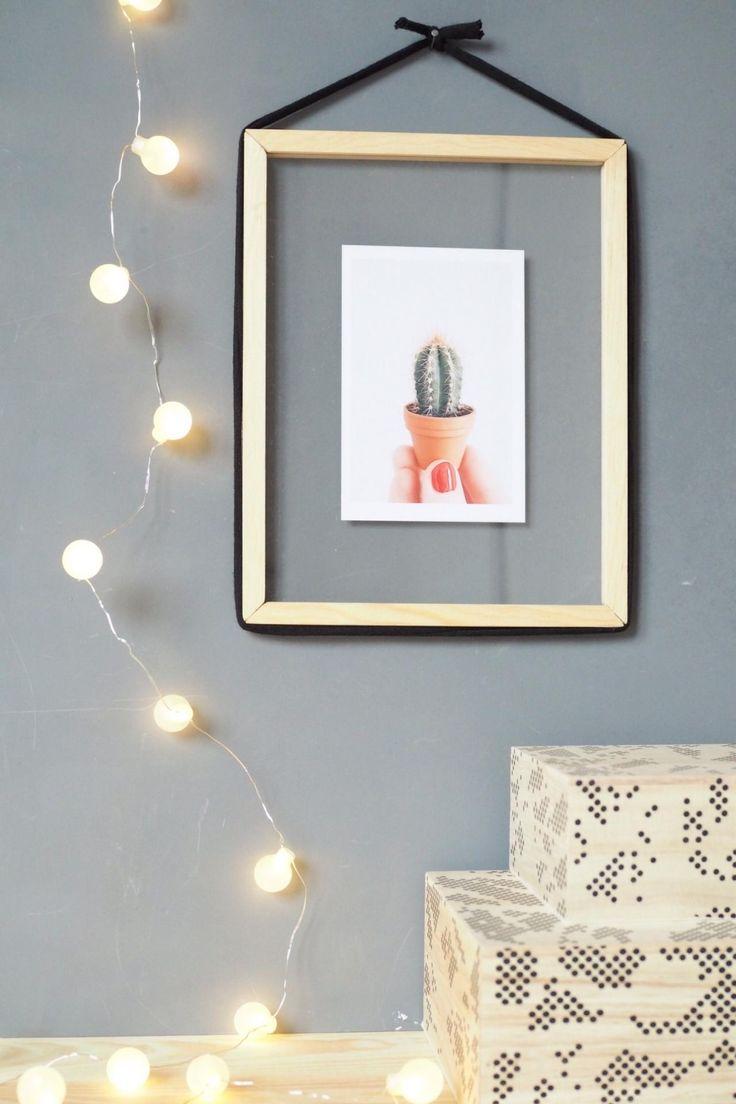 DIY-Design Bilderrahmen zum Befüllen | Bilderrahmen selber machen | DIY-Deko | DIY-Geschenkidee |däniches design inspiriert | DIY mit Holz | Geschenkidee | Einrichten | selbst gemacht | paulsvera