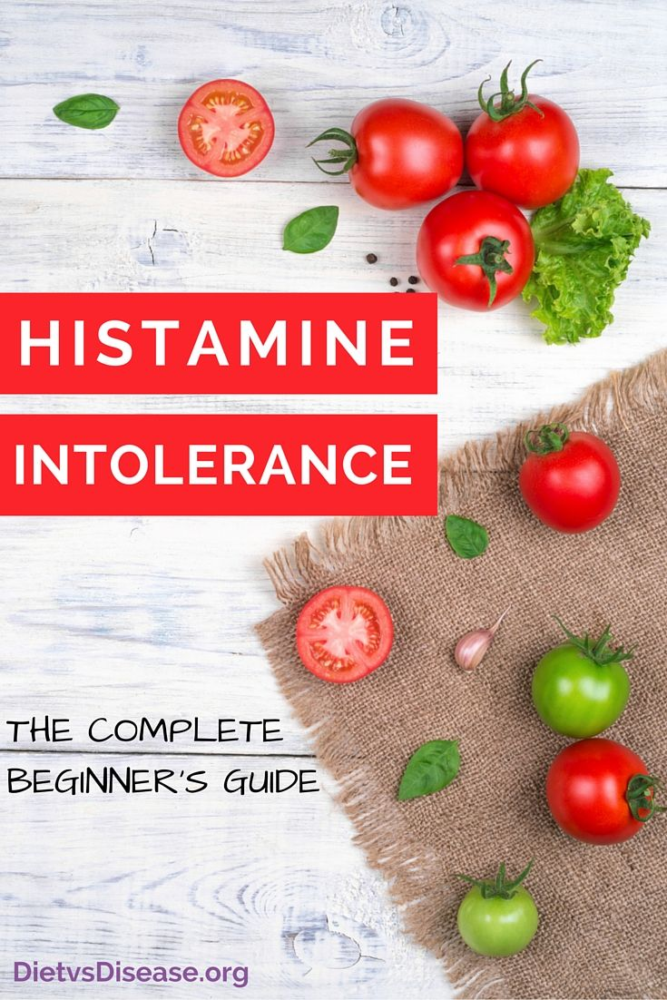 Histamine Intolerance: The Complete Beginner's Guide. Maiya says: a solid summary if you are new to the idea of histamine intolerance.