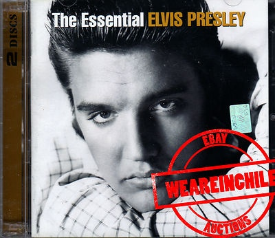 The Essential Elvis Presley made in Chile