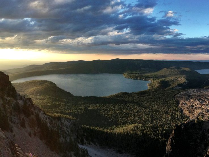 Explore the Wonders of the Newberry National Volcanic Monument by taking a…