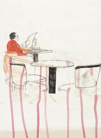 croquis - Mathilde Corbeil