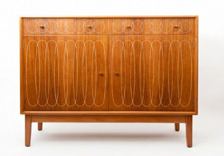 Gordon Russell Circles and Elipses sideboard