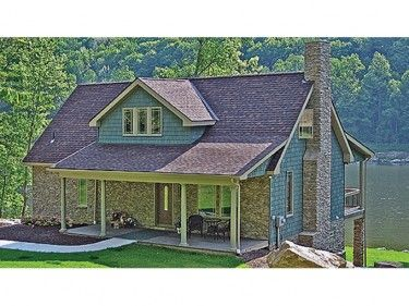 84 best images about house plans on pinterest for Craftsman style house plans with basement