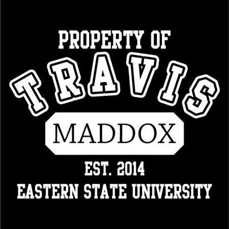 Camiseta Belo Desastre - Travis Maddox