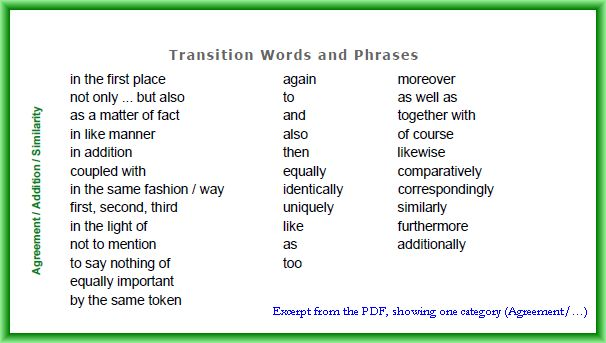 best 25  transition words and phrases ideas on pinterest
