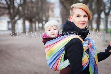 Ellevill Gaia шарф, хлопок-лен (4.7 м)  — 7699р. ---------------  Ellevill - это слинг-шарфы и слинги с кольцами из Норвегии. Разработанные на основе традиционных норвежских орнаментов и выполненные вручную, слинги быстро завоевали популярность по всему миру. Они покоряют своим прекрасным дизайном и универсальностью в носке: слинги Ellevill подходят для всех возрастов (и для новорожденных, и для подросших деток), и для всех сезонов.  Слинги Ellevill производятся вручную, из ткани, специально…