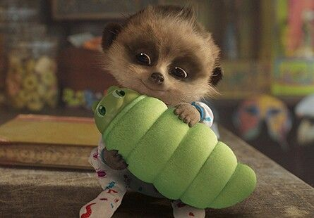Baby Oleg with Toy