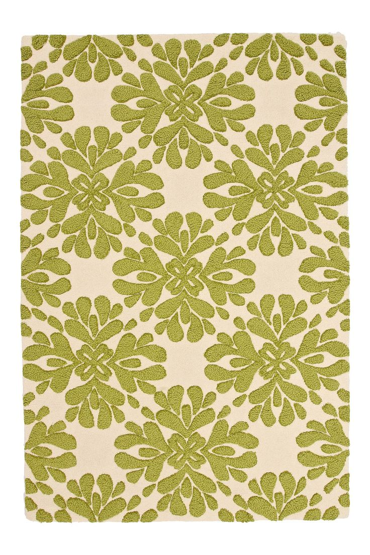 Another amazing rug from Anthropologie! Hope they still have cute rugs when I can afford them!