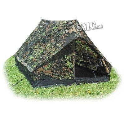 Tent Mini Pack flecktarn 2 persons