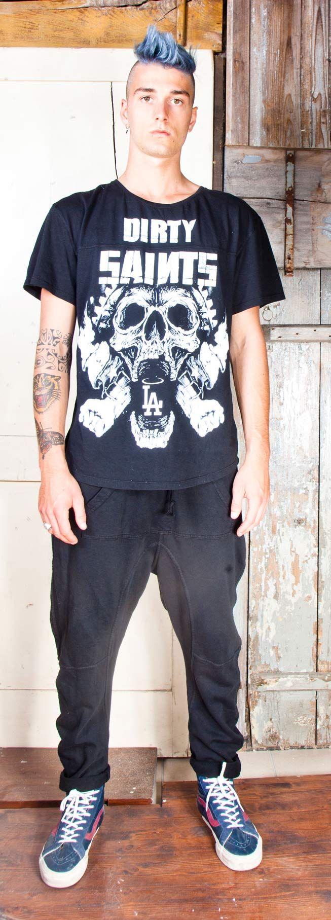 #lasaints #fashion #collection #fallwinter #fashionweek #losangeles #tshirt #jersey #clothing #menswear