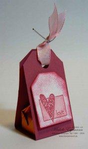 Kleines Küsschen zum Valentinstag