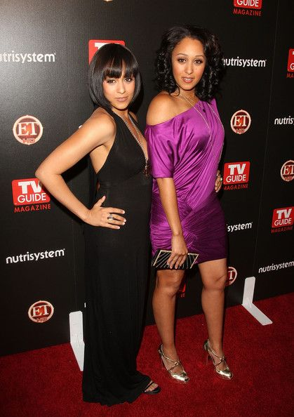Tia Mowry Photo - TV Guide's Sexiest Stars Party